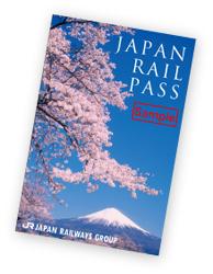 東京自由行-JR Pass