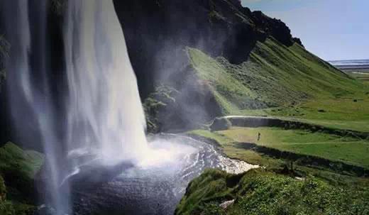 賽爾福斯瀑布