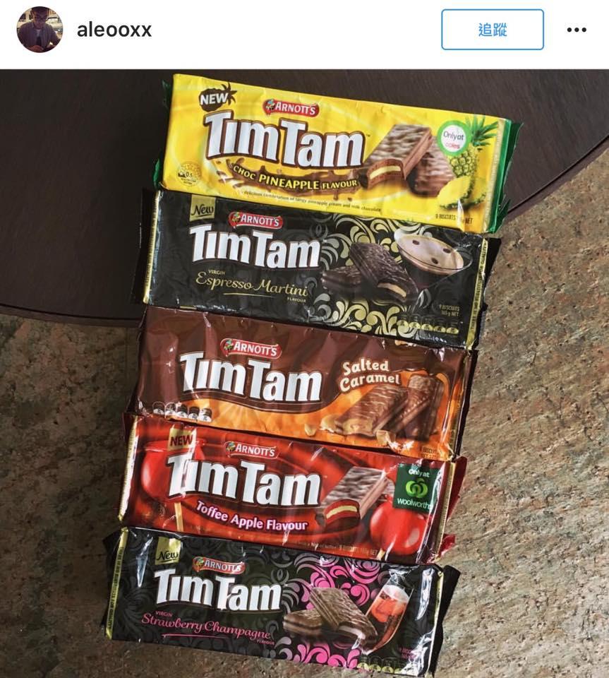 Tim Tam 巧克力餅