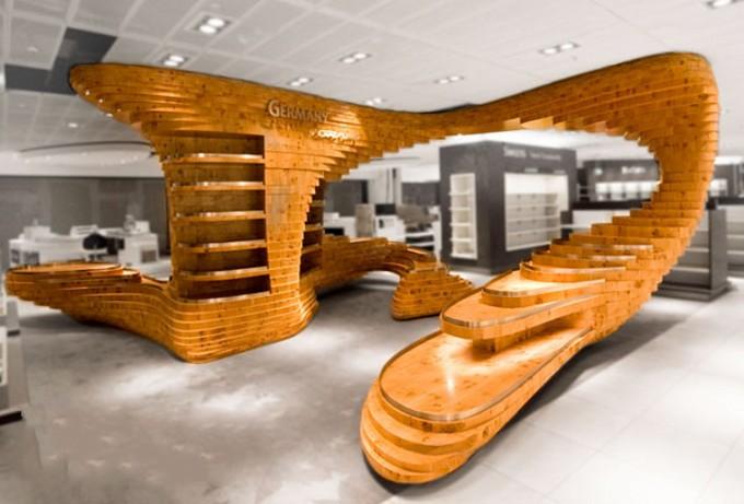 法蘭克福機場免稅店