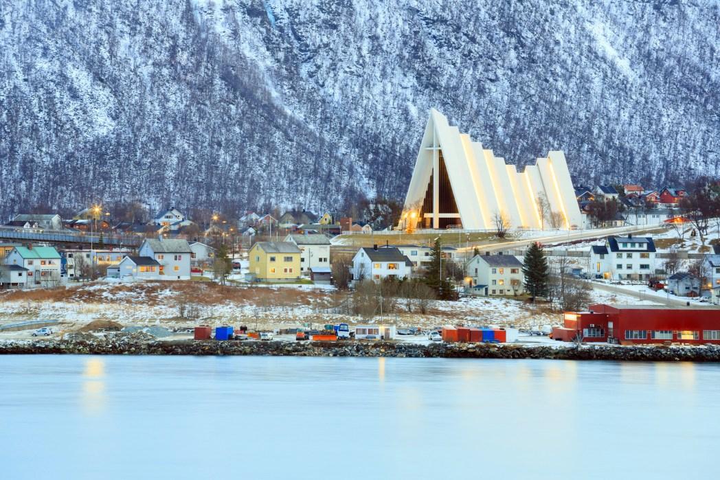 挪威- 特羅姆瑟