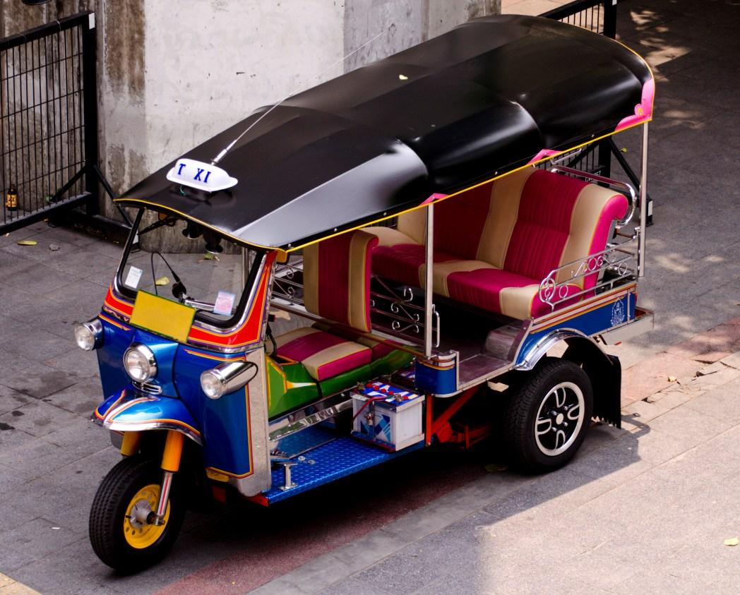 Tutu車
