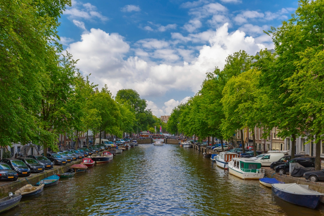 Canals of Amsterdam