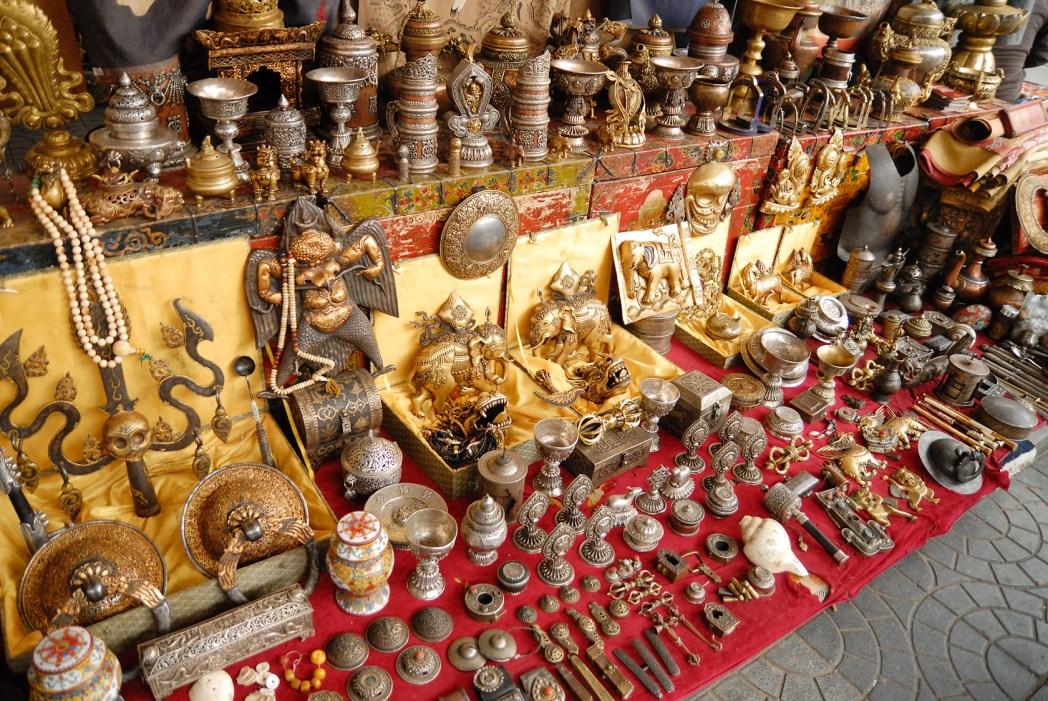 Beijing flea market