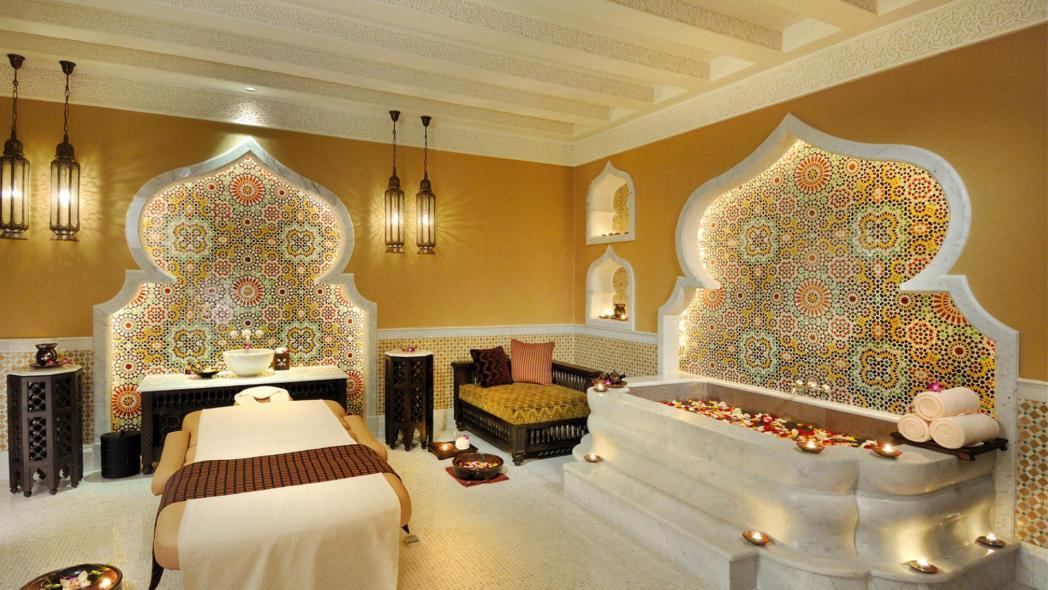 luxury spa center
