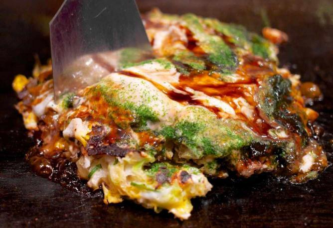 big okonomiyaki