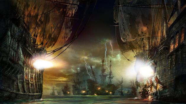 Shanghai Disneyland pirates of caribbean