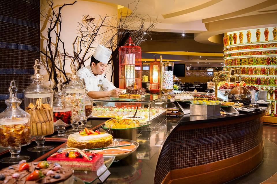 金沙酒店 888自助餐