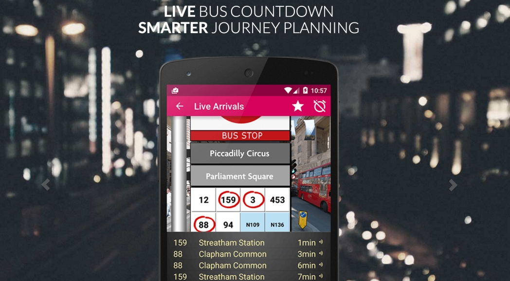 UK Bus Checker 1