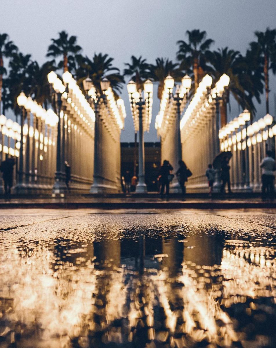 Urban Light - LACMA